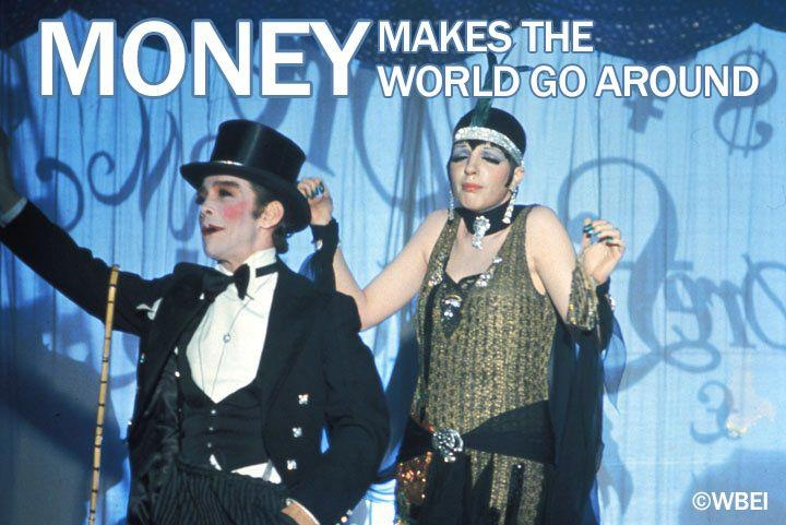 SPARTITO MUSICALE CANZONI FILM CABARET LIZA MINNELLI MONEY ... |Liza Minnelli Cabaret Money