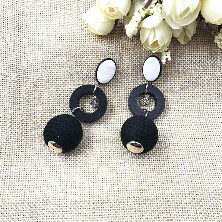 UneJoux Handmade Fashion Earrings FER-7 - UneJoux