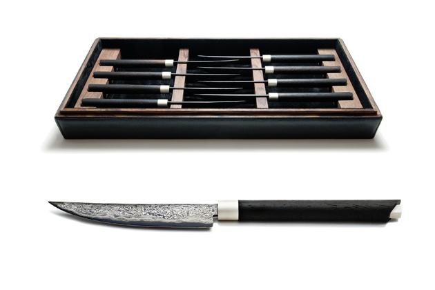die besten 25 steak knives ideen auf pinterest die sp lmaschine rostflecken entfernen und. Black Bedroom Furniture Sets. Home Design Ideas