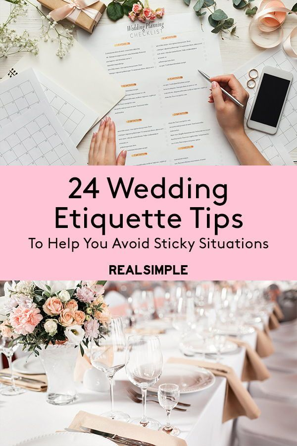 Essential Wedding Etiquette Tips You Need To Know Now In 2020 Wedding Etiquette Wedding Gift Etiquette Wedding Event Planning