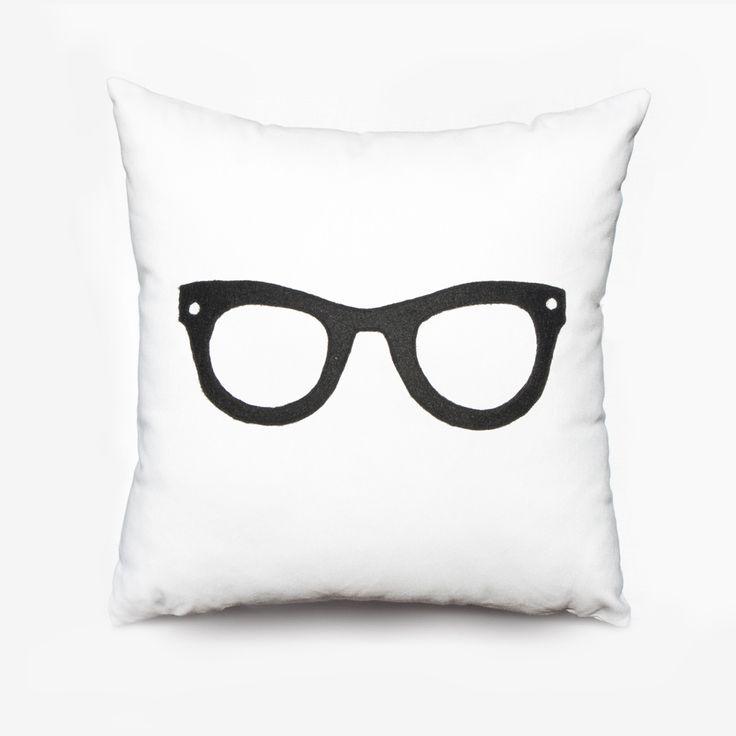 Home - Cojín gafas / Glasses cushion - Olé mis cojines!