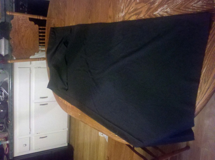 My Tutorial On How To Make A Senior Drape Sewing