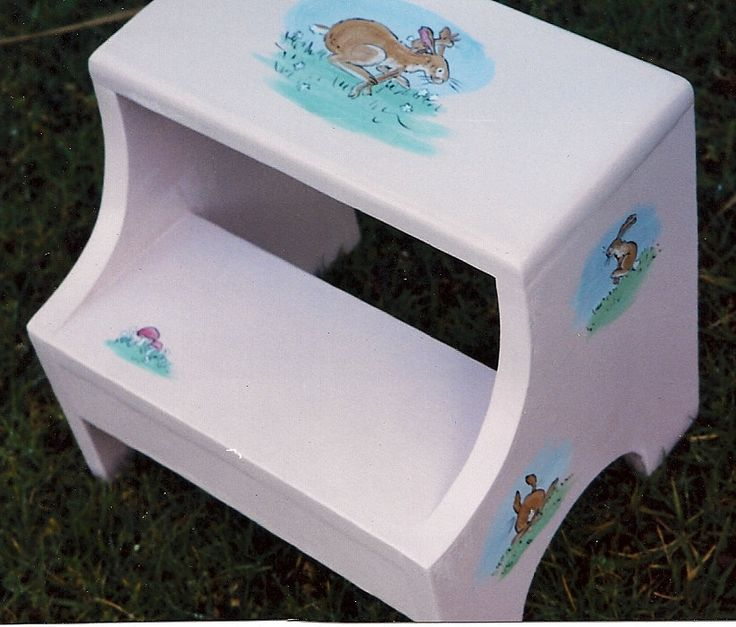 9 Best Hand Painted Bar Stools Images On Pinterest Paint