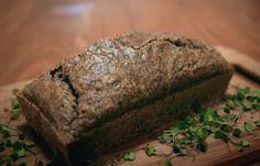 pão integral sem gluten da bela gil - Massa leva farinha de amêndoas, castanha do pará ou nozes