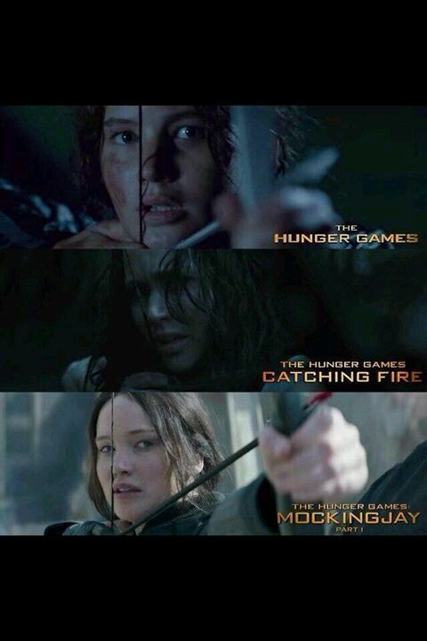 Katniss Everdeen trilogie Hunger Games