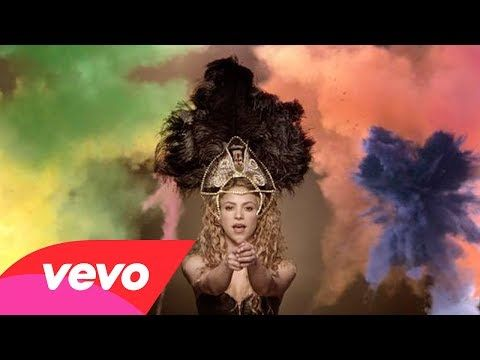 Shakira - Behind The Scenes |La La La (Brazil 2014) ft. Carlinhos Brown