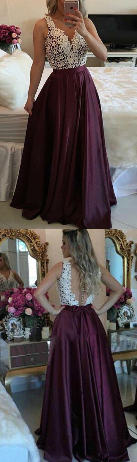 burgundy long prom dresses, dresses for women, new arrival prom dresses, high quality prom dresses, dresses for party, 2017 cheap prom dresses
