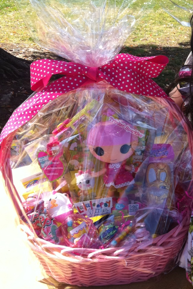 20 best babys first easter basket ideas images on pinterest lalaloopsy easter basket negle Image collections