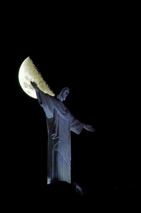 CRISTO REDENTOR, RIO de JANEIRO - BRAZIL!