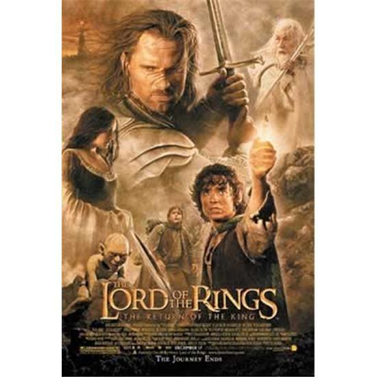 The Return Of The King - Officiel plakat