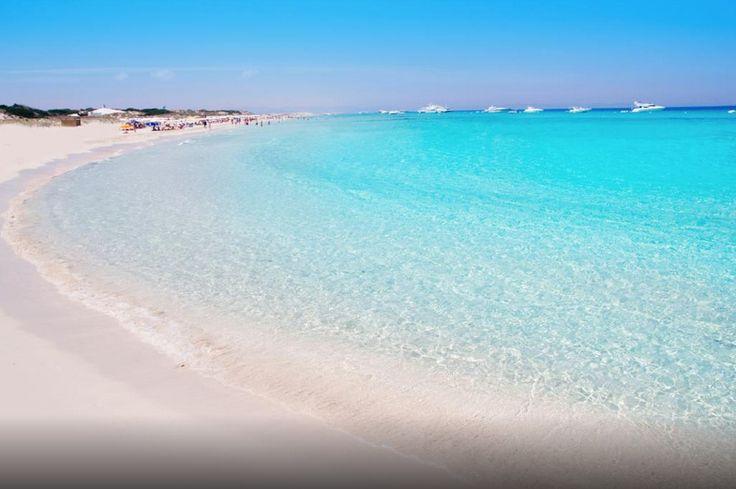 Praia dos Ses Lletes, Ilhas Baleares -