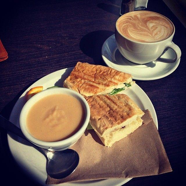 Samuel's Coffee House in Summerside, PEI