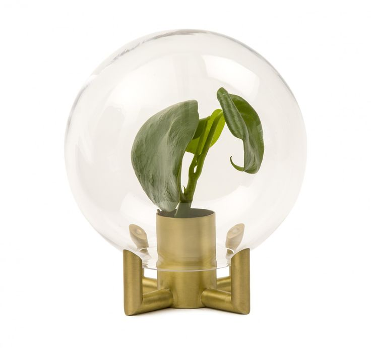 KLONG Vas ORB Small Mässing. Design gift ideas