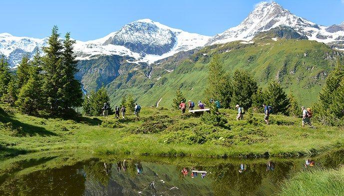Vandringsreiser tilbud til Østerrike, Bad Gastein