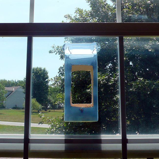 Make your own window bird feeder woodworking projects for Build your own window