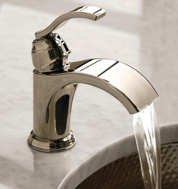 52 Astonishing Awesome Bathroom Faucet Designs 2021 Pouted Com Kohler Bathroom Faucet Faucet Design Bathroom Faucets Waterfall