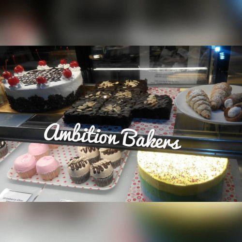 #Tumblr ambitionbakers:  We have Cannoli Cream horn cream puff Fudge...