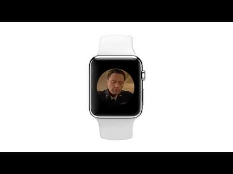 Pulp Fiction parody of Apple Watch with Christopher Walken's dialogues about 'the watch' is just too good