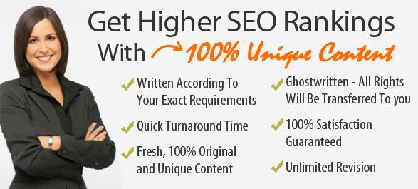 Do you want web content written for all required pages! Copy-scape pass and original sales copy, Unlimited Revision SEO-friendly sales web content, White hat techniques and killer website contents that will drive massive sales. Visit https://www.fiverr.com/susie1975/be-your-website-content-writer-or-rewriter