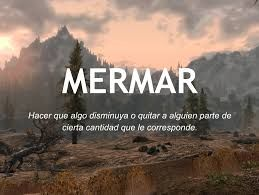 Resultado de imagen de palabras bonitas castellano