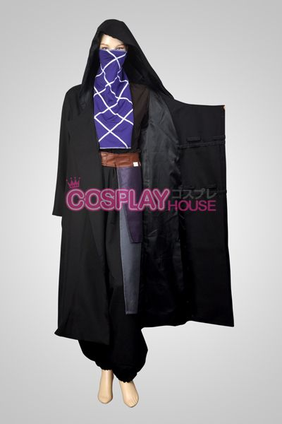 Resident Evil 4 -- The Merchant Cosplay Costume Version 01