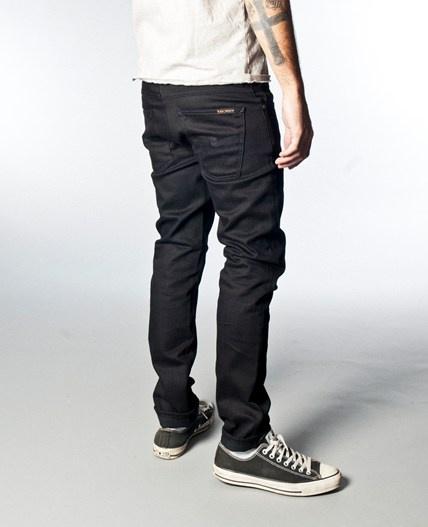 Grim Tim Org. Black Ring - Nudie Jeans Co Online Shop