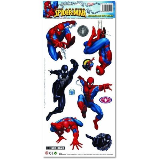 Disney - Spiderman Wallies 10-Pack