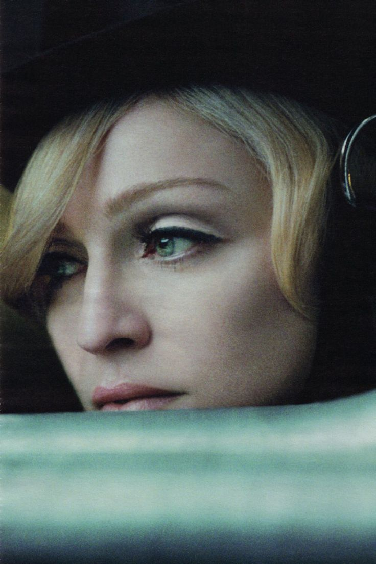 Madonna- photo by Steven Klein