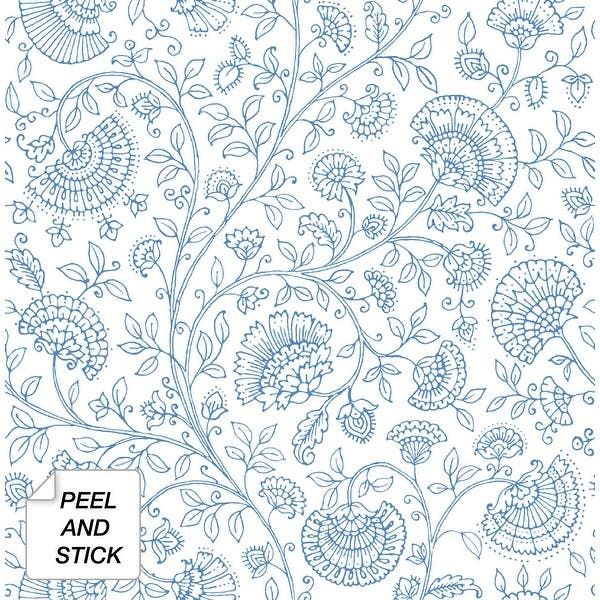 Overstock Com Online Shopping Bedding Furniture Electronics Jewelry Clothing More In 2021 Peel And Stick Wallpaper Damask Wallpaper Paisley Wallpaper