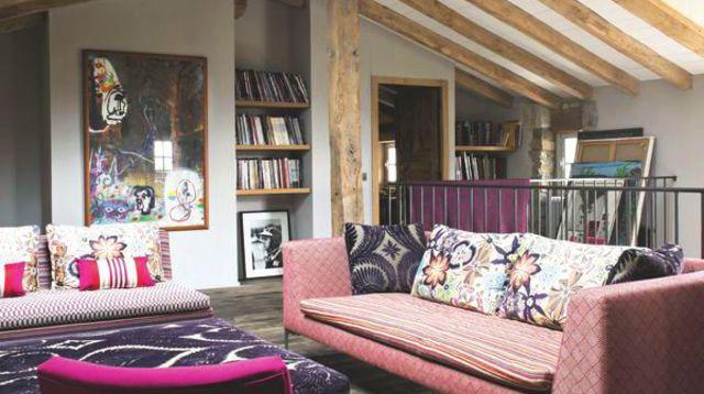 Une maison familiale modernisée au Pays basque