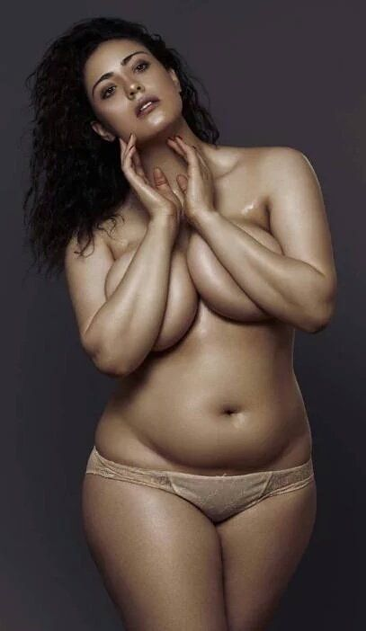 Curvy nude native women #6