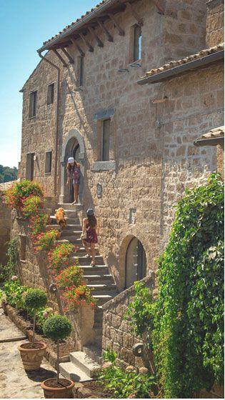 Domus Civita - A beautiful vacation home in a unique Italian jewel  (90 km from rome)