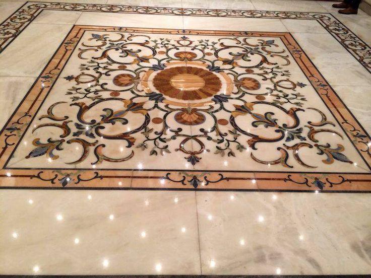 17 mejores ideas sobre mosaico de m rmol en pinterest for Tipos de pisos de marmol
