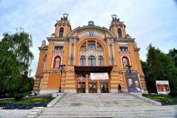 Румынская Национальная Опера в Клуж-Напока (Opera Nationala Romana din Cluj-Napoca) – театр оперы и балета, расположенный на во втором по величине городе Румынии Клуж-Напока. author's website www.blur.ro Здание, в котором сегодня располагается опера, было построено в начале ХХ века для...