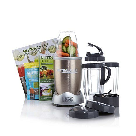 NutriBullet Pro 900 with SuperFood and Recipe Book
