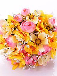 Esküvői virágok Kör Csokrok
