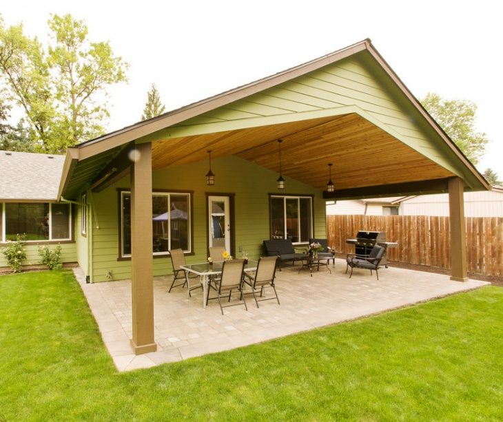 Image result for Porch overhang design | Patio, Outdoor ... on Backyard Overhang Ideas id=65167