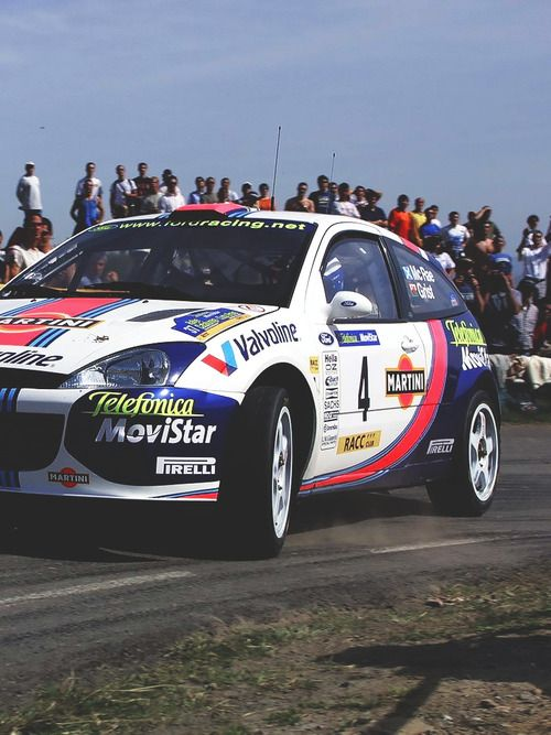 therallyblog:  Colin McRae / Nicky Grist