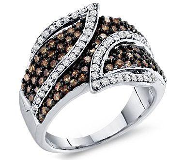 Chocolate Diamond Rings « Seekyt