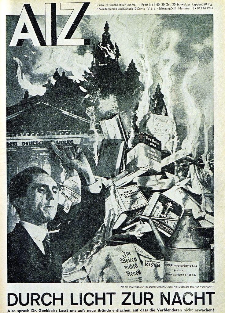 Arbeiter Illustrierte Zeitung (AIZ), Ausgabe 5/33, Nr. 18 ...