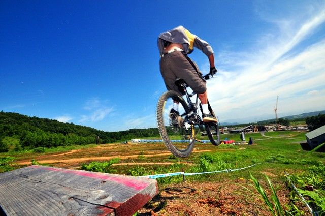 Mountain Bike Park | Green Season | Niseko HANAZONO Resort