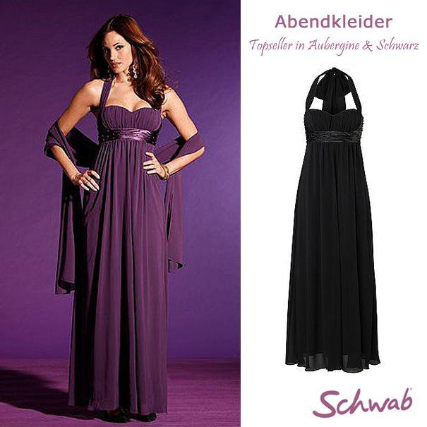 Elegante #Abendkleider bei Schwab