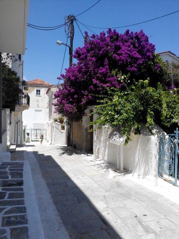 Άνδρος (Andros) στην περιοχή Άνδρος, Κυκλάδες