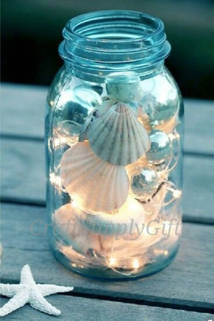 5D DIY Diamond painting Shell Mason Jar Mosaic Cross Stitch Full Square Drill 3D Diamond Painting ki