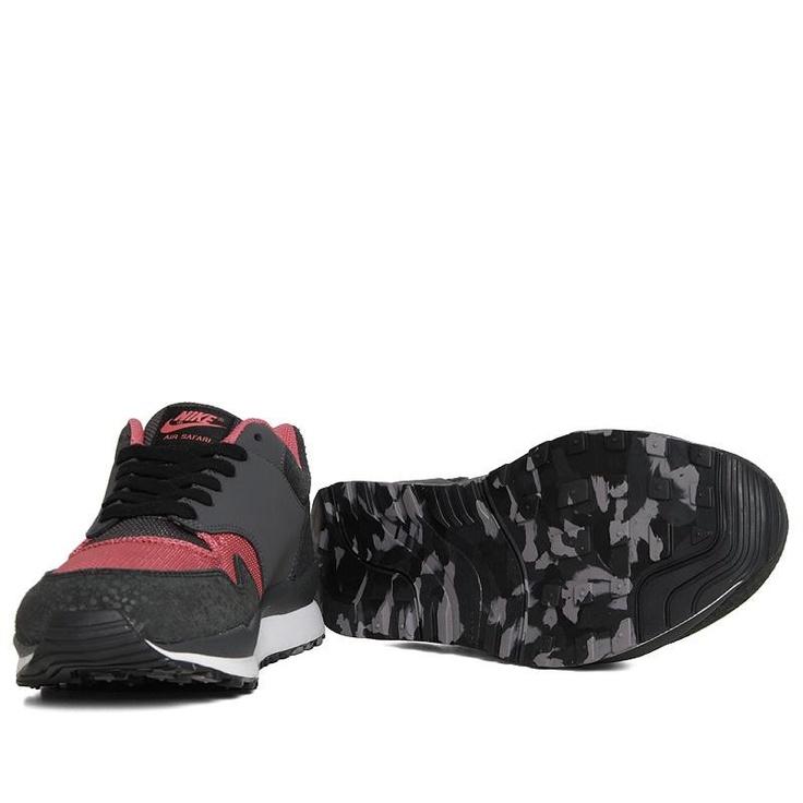 Nike Air Safari LE (Black, Anthracite & Pink )