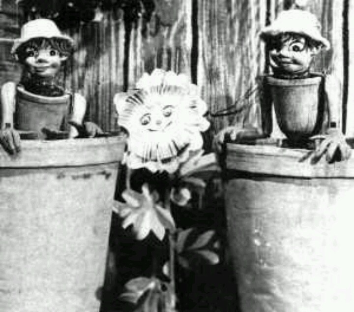 Watch with Mother: Bill & Ben the Flower Pot Men - and Little Weed. BBC…