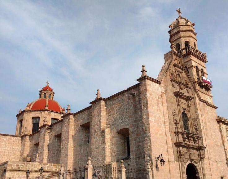 Templo de San Diego, Morelia Mich. by Rafael J. on 500px