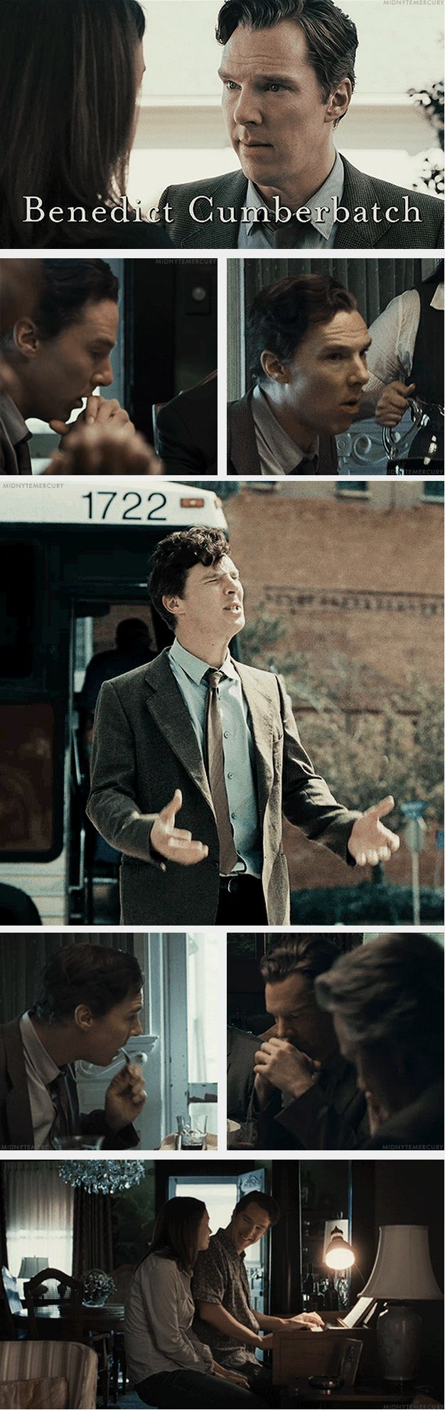 Benedict ~ new stills from August: Osage County--I already have the one line he says in the trailer stuck in my head. Hehe.