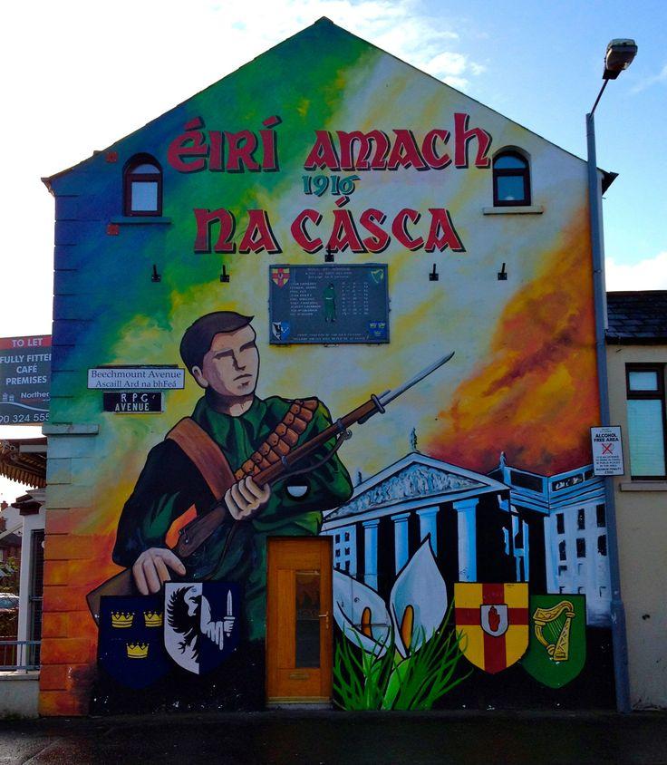 112 best ireland 39 s murals images on pinterest belfast for Mural northern ireland