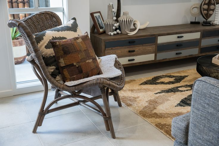 Inspiring Home Ideas. Make a statement with an armchair! The perfect addition to any space in your home.